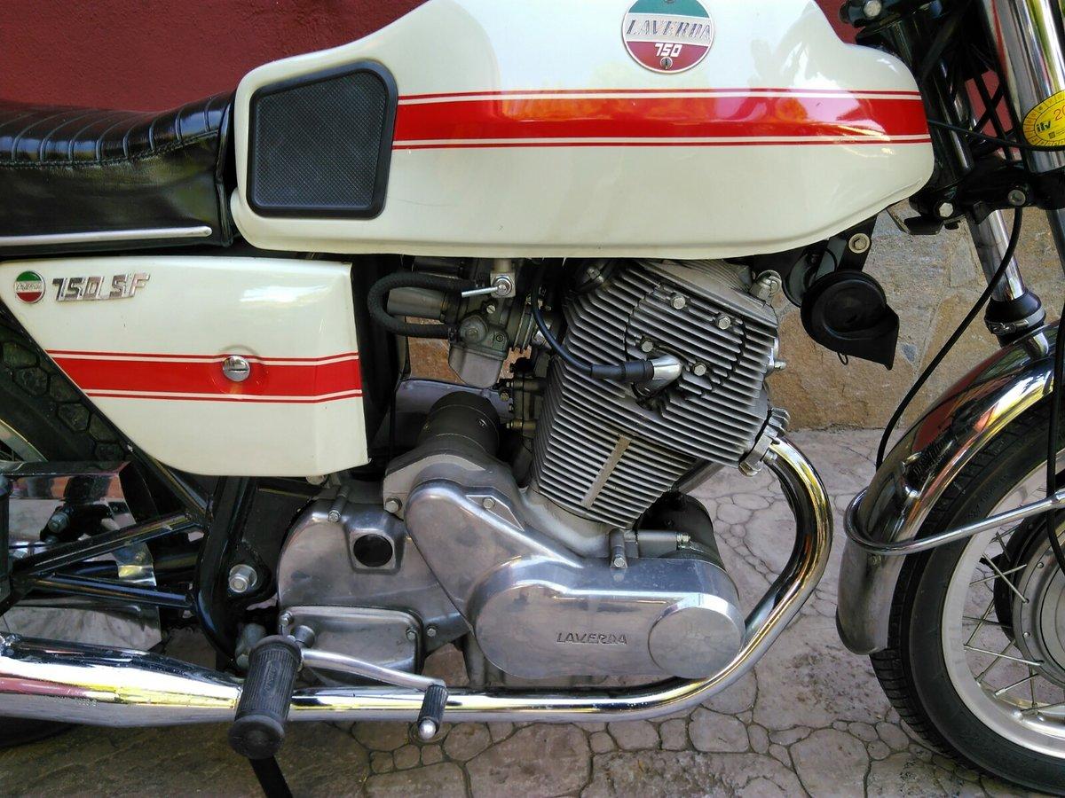 1969 Laverda SF750 For Sale (picture 5 of 6)