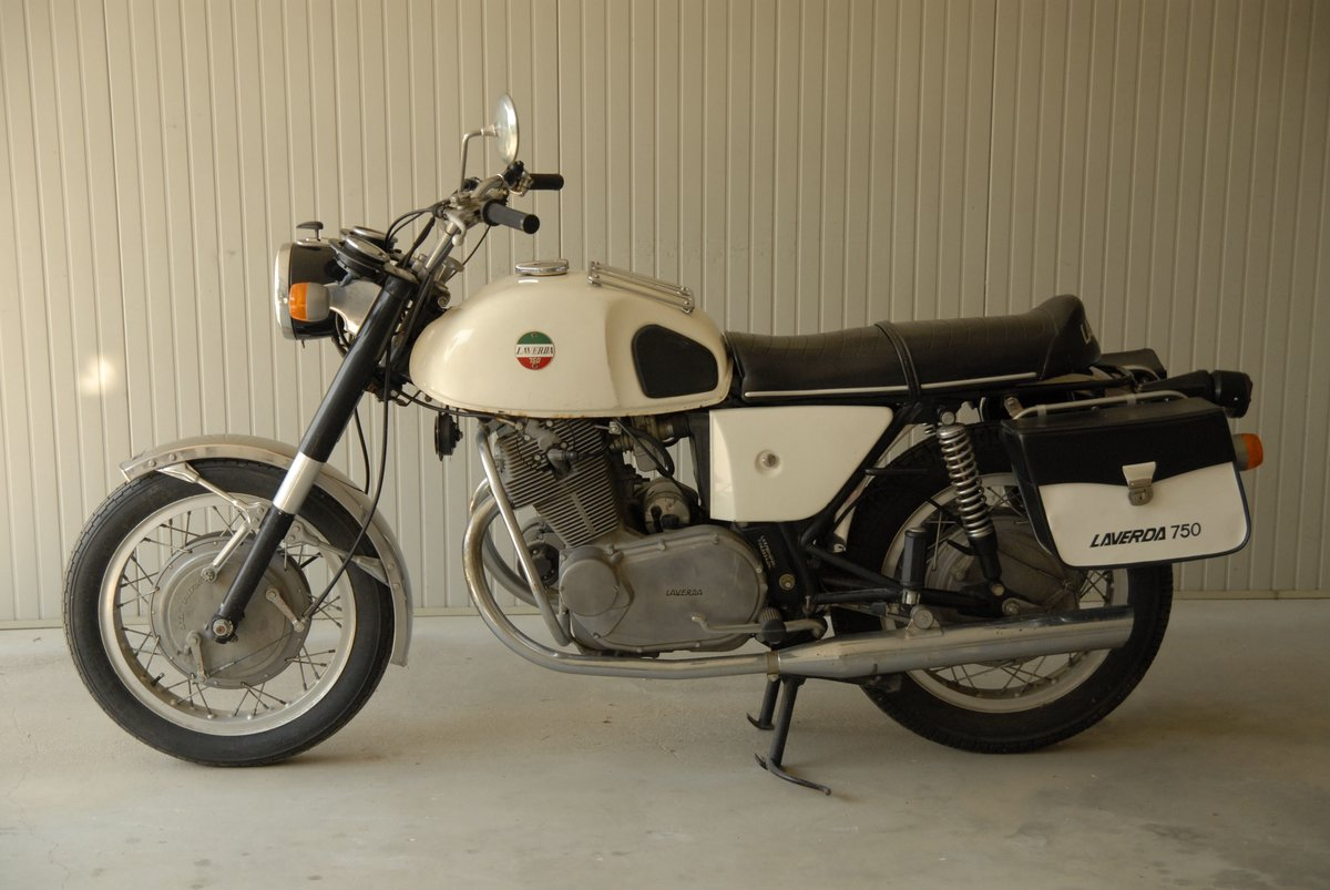 1971 Laverda GT 750 For Sale (picture 1 of 2)