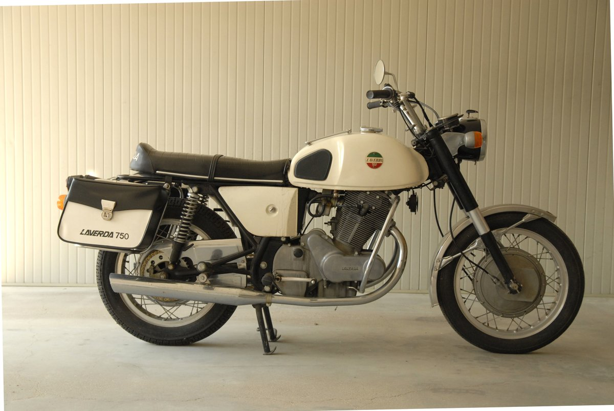 1971 Laverda GT 750 For Sale (picture 2 of 2)