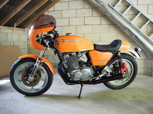 Laverda Montjuic in superb condition
