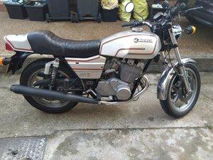 1983 Laverda 500
