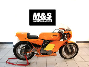 1981 Laverda 500 Montjuic race bike