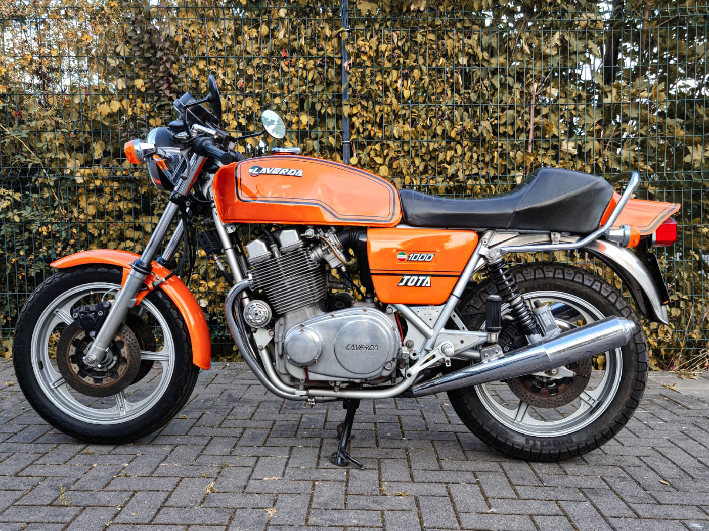 1981 Laverda 1000 Jota SOLD (picture 1 of 5)