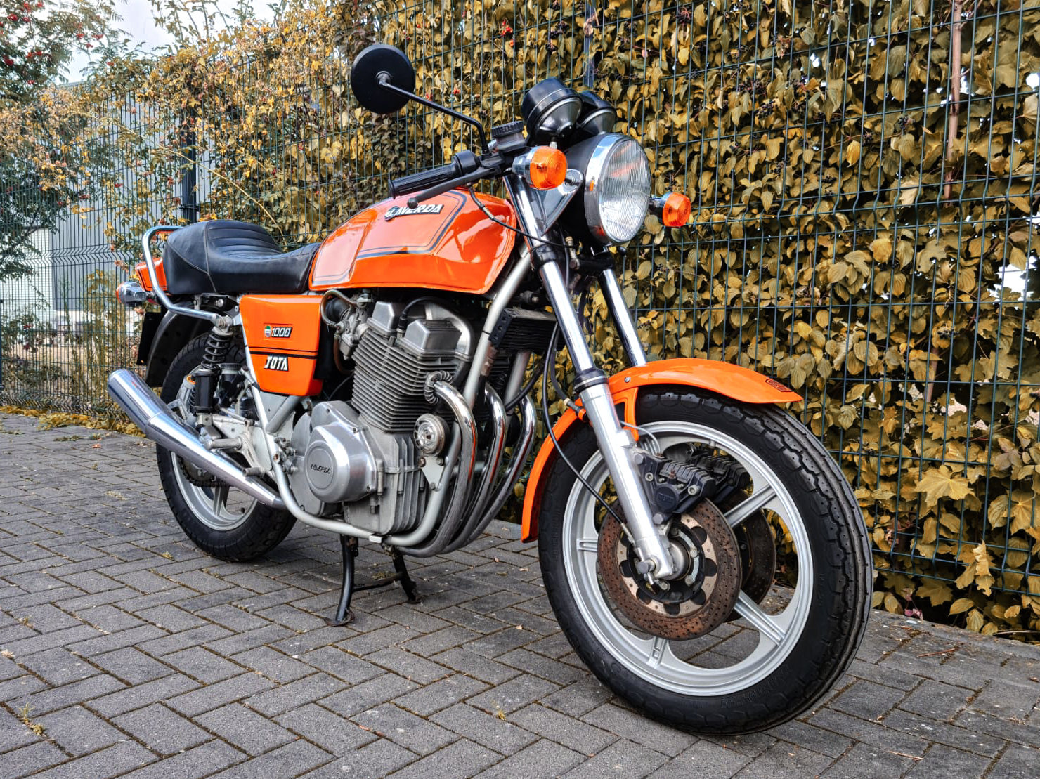 1981 Laverda 1000 Jota SOLD (picture 2 of 5)