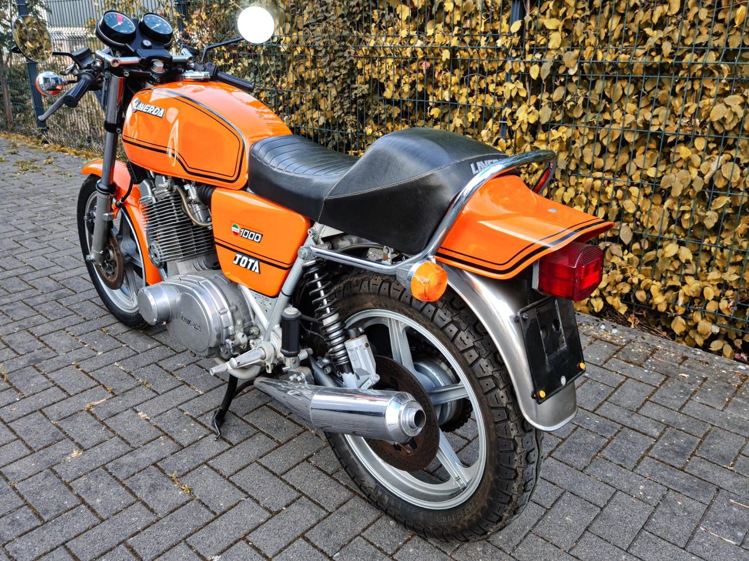 1981 Laverda 1000 Jota SOLD (picture 3 of 5)