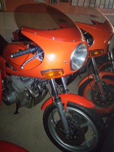 Laverda 1000 jota swap for Ducati 900ss mhr