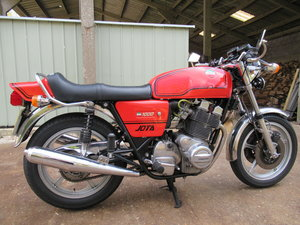 Laverda 3CL not jota