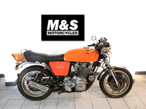 1981 Laverda 1000 3CL