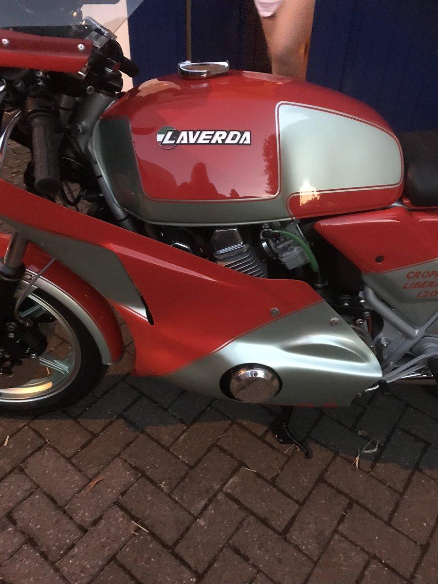 1982 Laverda 120 Jota CR1000 For Sale (picture 3 of 5)