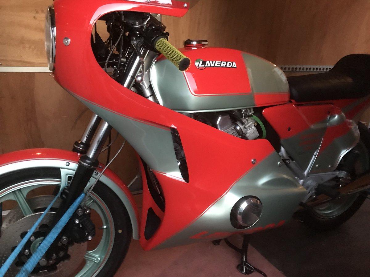 1982 Laverda 120 Jota CR1000 For Sale (picture 5 of 5)