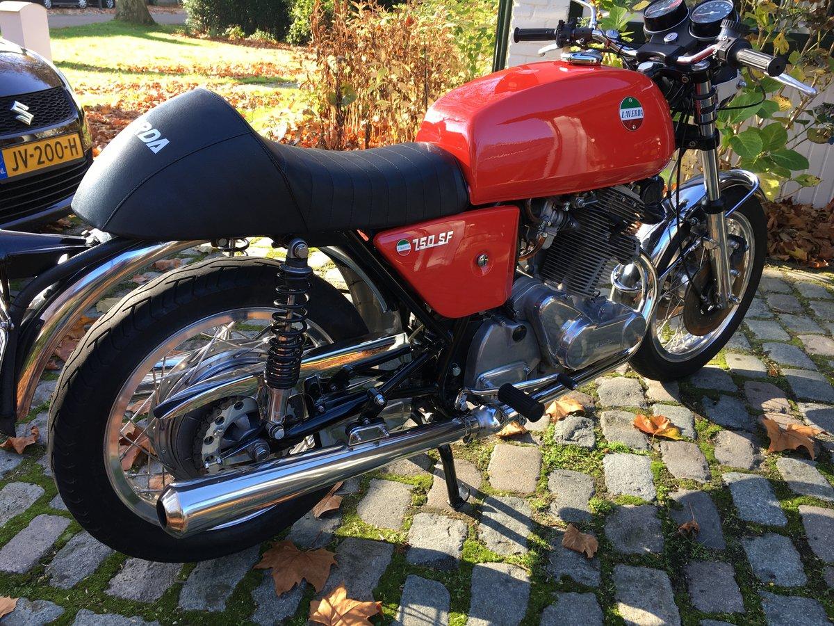 1974 Laverda 750 SF2 For Sale (picture 1 of 6)