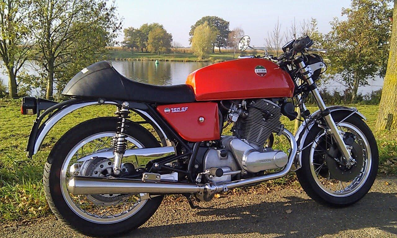 1974 Laverda 750 SF2 For Sale (picture 2 of 6)