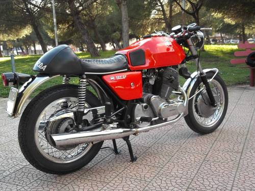 1971 Laverda 750 SF For Sale (picture 1 of 6)
