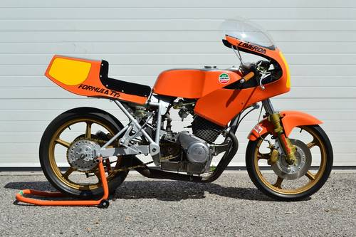 1979 Laverda 600TT2 Formula ex-Cavazzin Corse Team For Sale (picture 2 of 6)