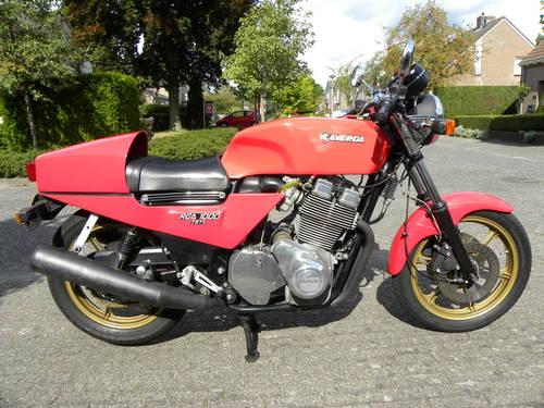 1985 laverda rga 1000 jota For Sale (picture 1 of 6)