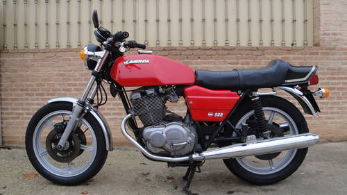 1978 LAVERDA ALPINO 350cc For Sale (picture 1 of 6)