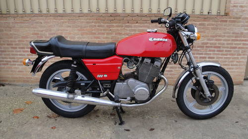 1978 LAVERDA ALPINO 350cc For Sale (picture 2 of 6)
