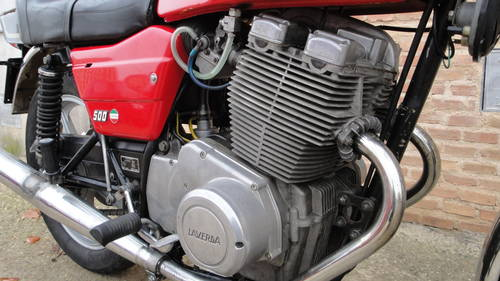1978 LAVERDA ALPINO 350cc For Sale (picture 4 of 6)