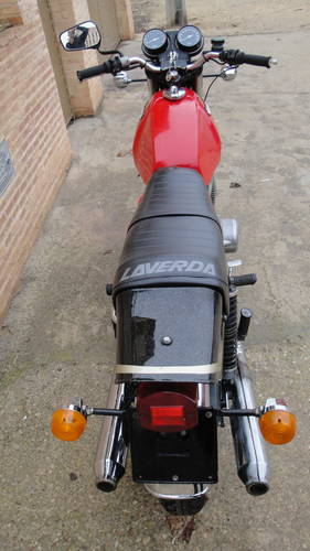1978 LAVERDA ALPINO 350cc For Sale (picture 6 of 6)