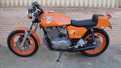 1981 Laverda montjuic 500 original condition For Sale (picture 1 of 6)