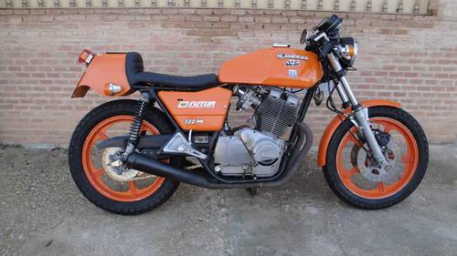 1981 Laverda montjuic 500 original condition For Sale (picture 2 of 6)