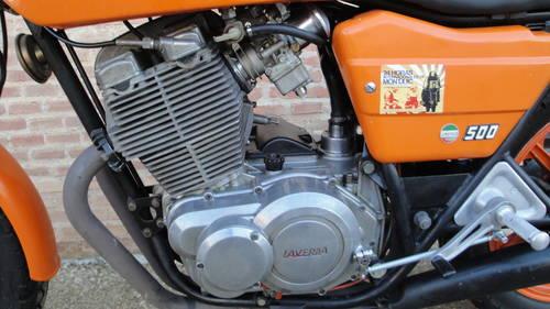 1981 Laverda montjuic 500 original condition For Sale (picture 5 of 6)