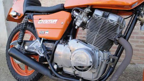 1981 Laverda montjuic 500 original condition For Sale (picture 6 of 6)