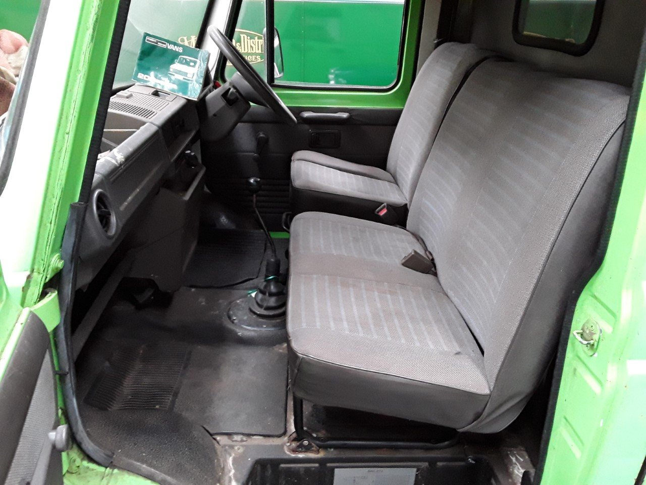 1989 Leyland LDV DAF 200 2.5t Classic Van  For Sale (picture 3 of 6)