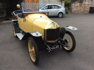 1914 Le Zebre Model C 30/5/20 SOLD by Auction