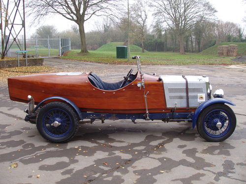 1930 Lea Francis 12/40 W-type special For Sale (picture 1 of 6)