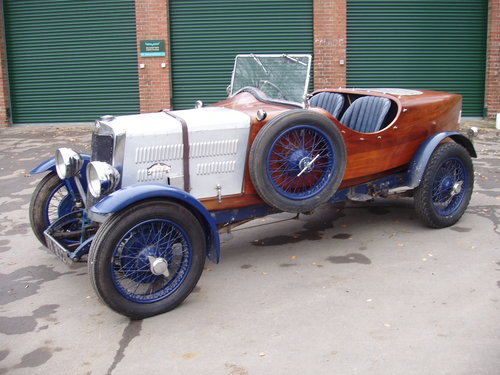 1930 Lea Francis 12/40 W-type special For Sale (picture 2 of 6)
