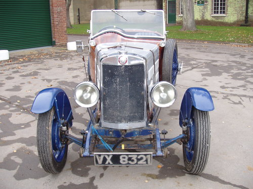 1930 Lea Francis 12/40 W-type special For Sale (picture 3 of 6)
