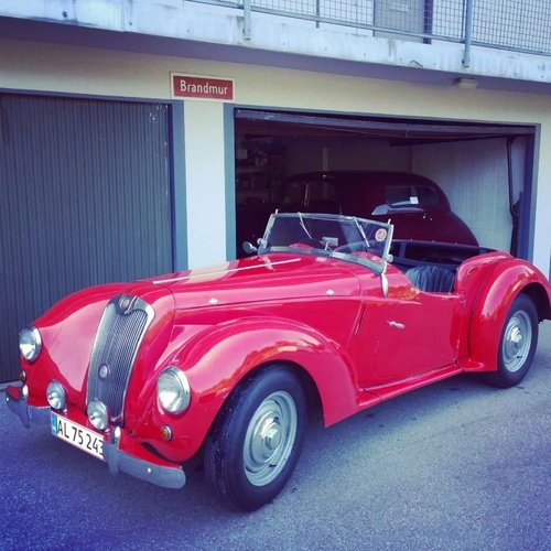 1948 Rare Lea Francis 14 Sports For Sale (picture 5 of 6)