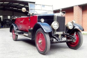 1925 Lea-Francis Type 1 Tourer For Sale by Auction