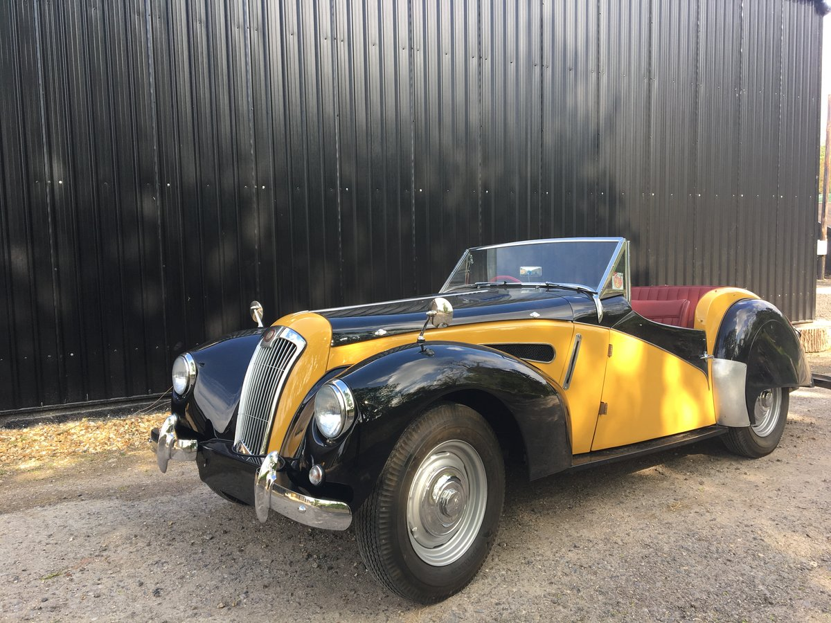 1951 Lea-Francis 2.5 litre Sports - Rare & Desirable For Sale (picture 1 of 6)