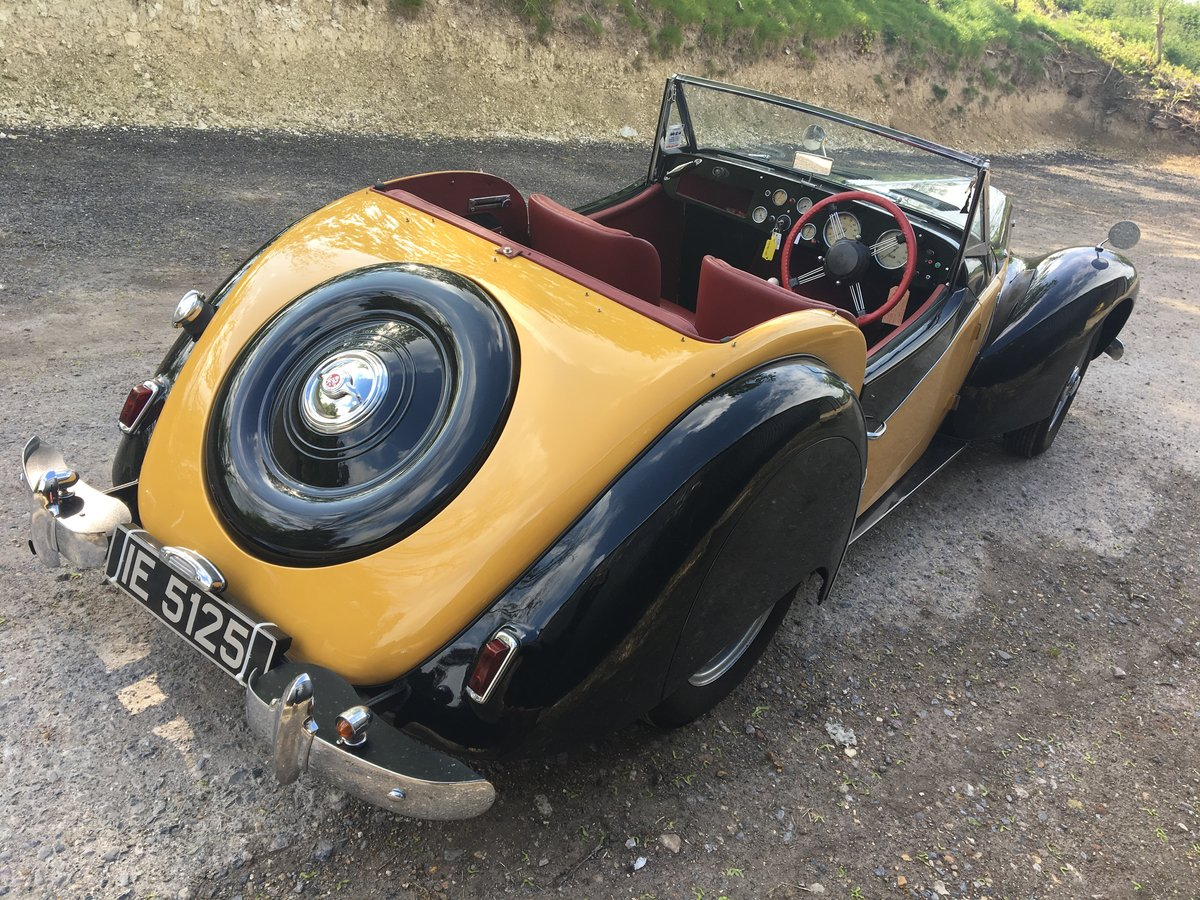 1951 Lea-Francis 2.5 litre Sports - Rare & Desirable For Sale (picture 3 of 6)