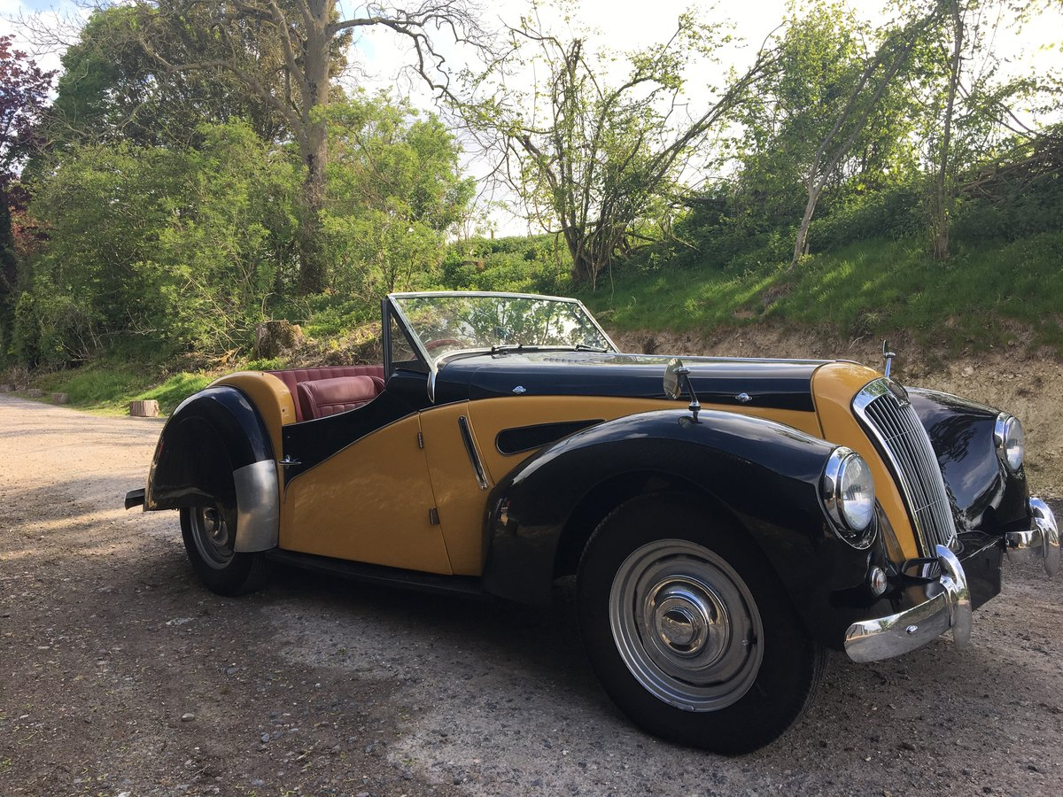 1951 Lea-Francis 2.5 litre Sports - Rare & Desirable For Sale (picture 6 of 6)