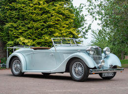 1939 LEA-FRANCIS 12.9HP SUPER SPORTS ROADSTER For Sale by Auction