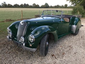 1948 Lea Francis 2 1/2 Prototype For Sale