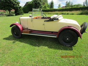 1926 Lea Francis J Type Tourer for auction Friday 12th July For Sale by Auction