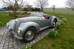 1948 Lea-Francis 14hp Sports For Sale by Auction