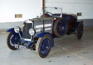 1930 Lea-Francis W-Type