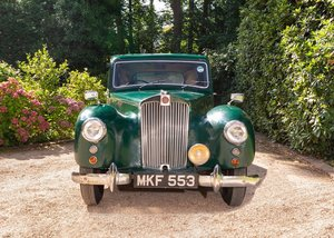 1951 Lea Francis 14hp Saloon SOLD by Auction
