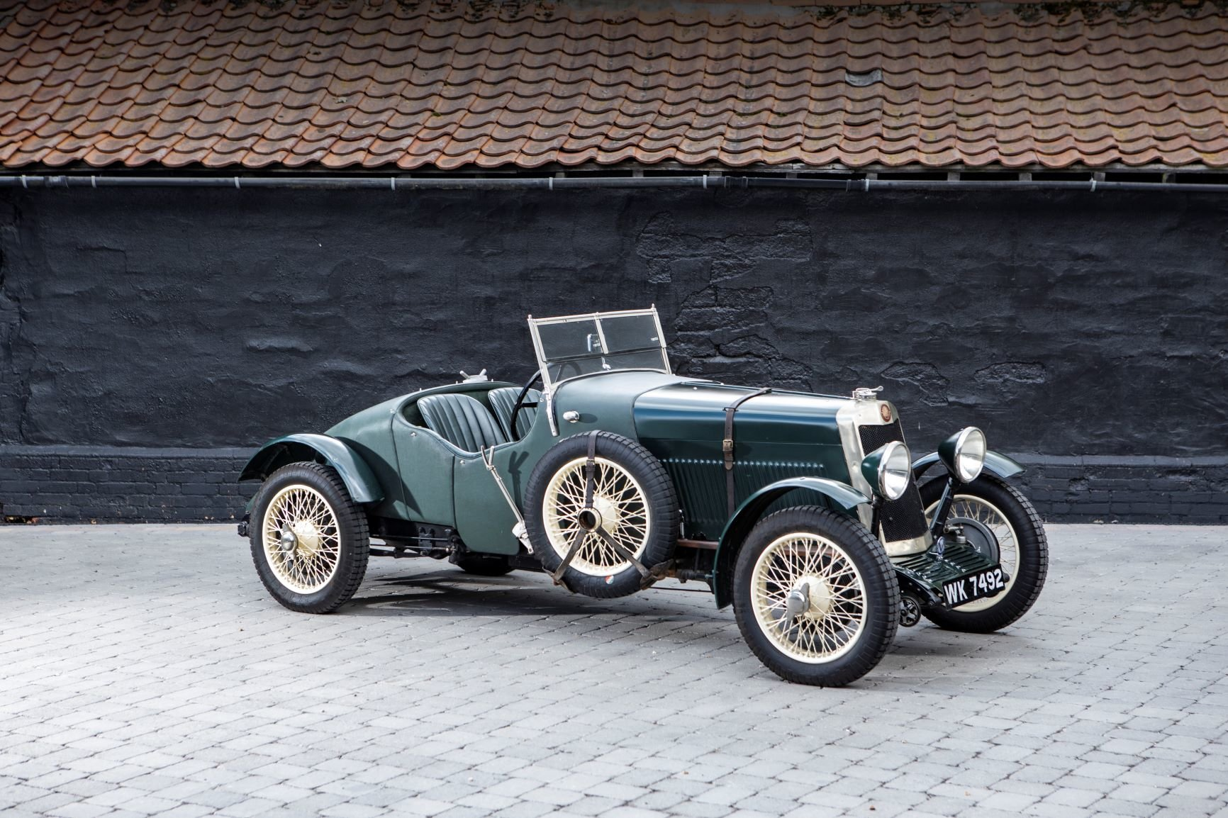 1928 Lea-Francis 1½-Litre The ex-Works, Wilf Green For Sale (picture 1 of 6)