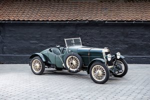 1928 Lea-Francis 1½-Litre The ex-Works, Wilf Green For Sale