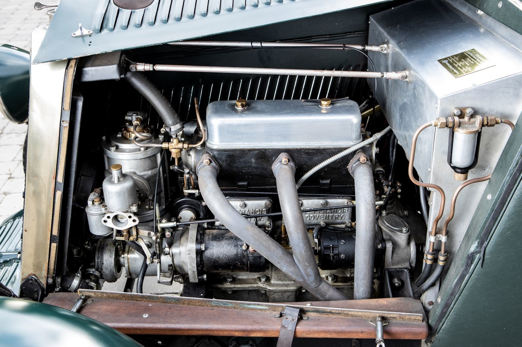 1928 Lea-Francis 1½-Litre The ex-Works, Wilf Green For Sale (picture 4 of 6)