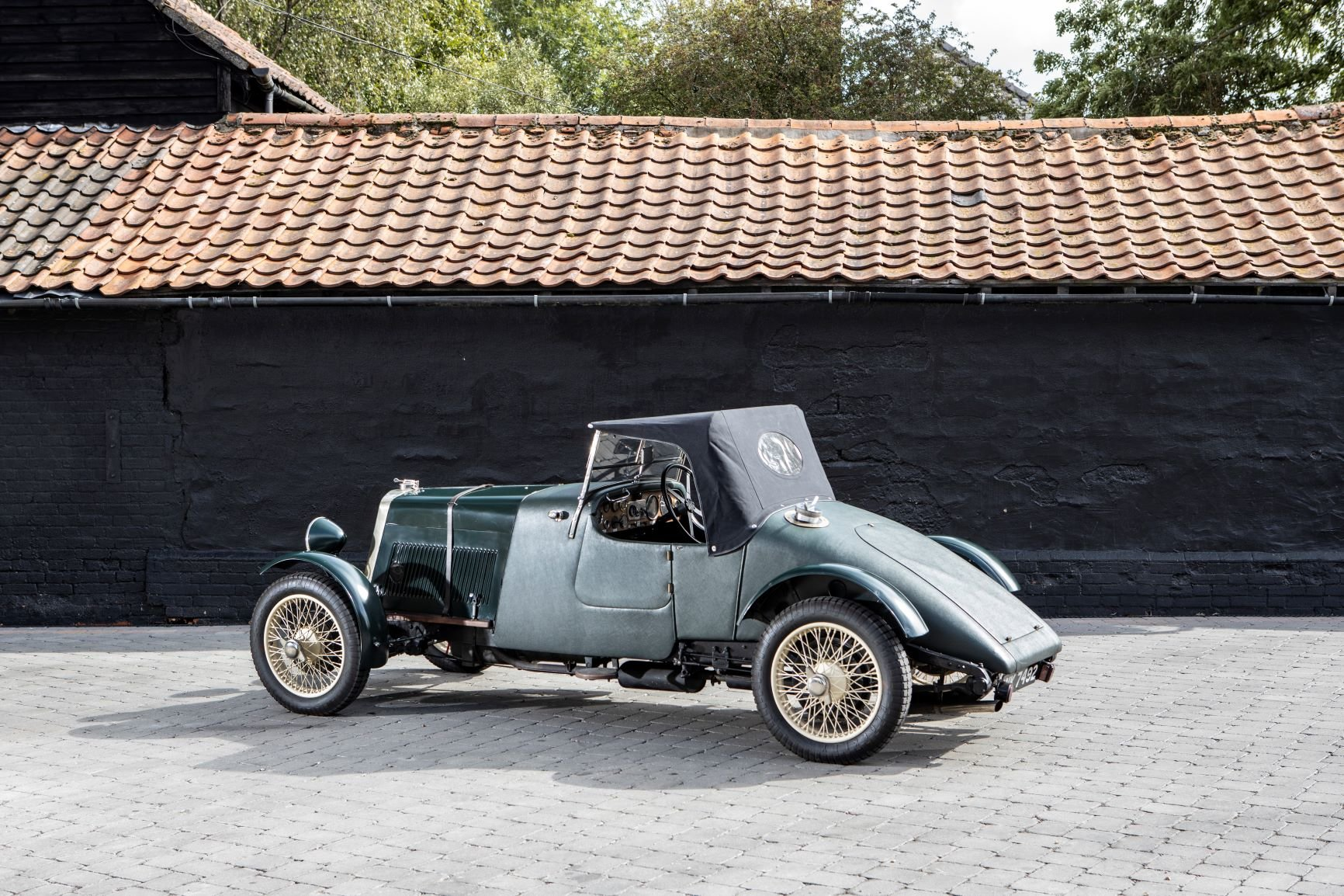 1928 Lea-Francis 1½-Litre The ex-Works, Wilf Green For Sale (picture 6 of 6)