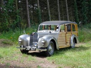 1951  Lea-Francis 14hp Estate