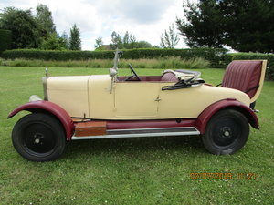 1926 LEA-FRANCIS TWO SEATER AND DICKEY For Sale