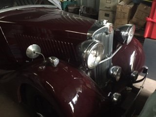 1938 Lea Francis 12/9 Saloon For Sale (picture 4 of 6)